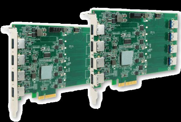 4-port USB 3.0, PCIe, /NEC/Renesas PD720202