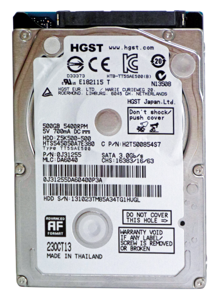 "HDD 1000GB, 2.5"" SATA III"