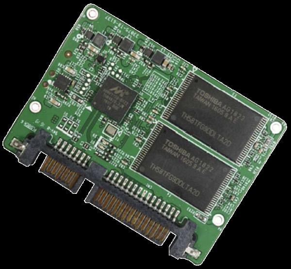 SSD 64GB, Half Slim MO-297, SATA III, /24/7 Dauerbetrieb, INNODISK 3ME4, 0°C ~ 70°C