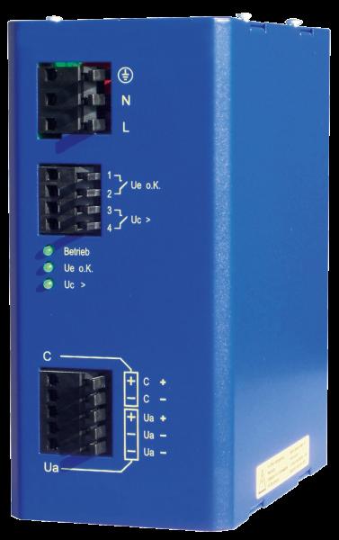 Ultrakondensatoren-USV, AC